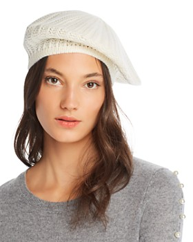 963537701c4 C by Bloomingdale s - Rib-Knit Cashmere Beret - 100% Exclusive