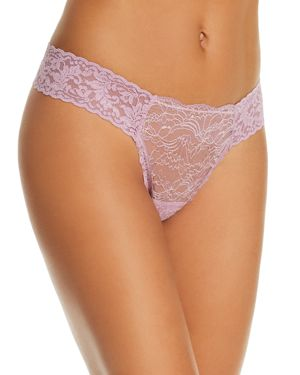 Hanky Panky Marquise Low-Rise Diamond Thong