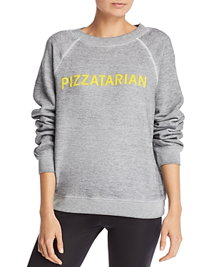 Wildfox Pizzatarian Sweatshirt