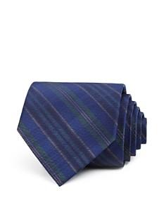 The Men's Store at Bloomingdale's Seasonal Black-Watch Plaid Silk Classic Tie - 100% Exclusive _0