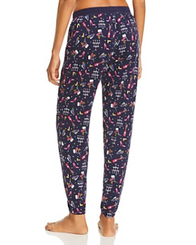 Jane & Bleecker New York - Printed Knit Jogger Pants