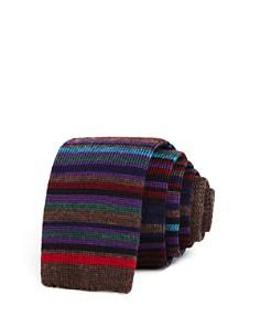Paul Smith Multi-Striped Wool Skinny Tie - Bloomingdale's_0