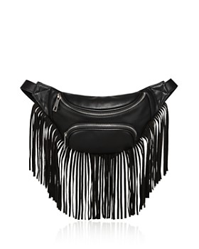 AQUA - Fringe Belt Bag - 100% Exclusive