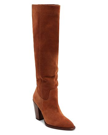 d5c7c62433c Dolce Vita Women s Kylar Suede Over-the-Knee Slouch Boots ...