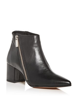 Women's Hayes Block Heel Booties by Kenneth Cole
