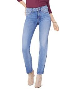 NYDJ - Marilyn Straight Leg Jeans in Clean Cabrillo