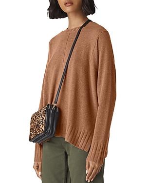 Whistles Cashmere Crewneck Sweater