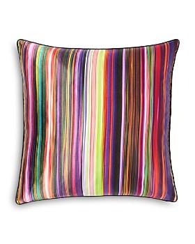"Robert Graham - Times Square Decorative Pillow, 14"" x 22"""