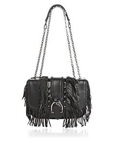 Longchamp - Amazone Rock Small Leather Crossbody