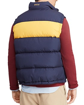Polo Ralph Lauren - Water-Repellent Down Vest