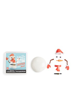 Two's Company - Original Miracle Melting Snowman Junior Gift Box - Ages 4+
