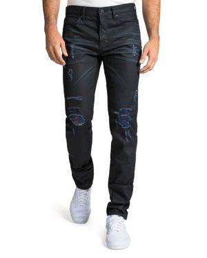 PRPS Goods & Co. Le Sabre Slim Fit Jeans In Sedate