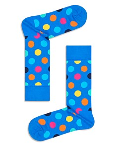 Happy Socks Big Dot-Print Sock - Bloomingdale's_0