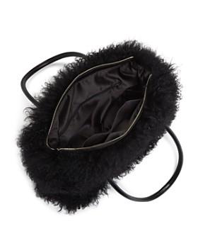 Maximilian Furs - Tibetan Lamb Fur Tote - 100% Exclusive