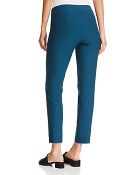 Eileen Fisher - Slim-Fit Ankle Pants