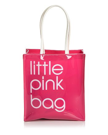 Bloomingdale S Little Pink Bag 100