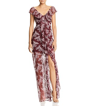 WAYF - Marie Lace Gown