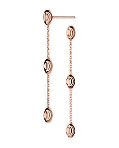 Links of London Rose Gold-Plated Linear Drop Earrings - Bloomingdale's_0