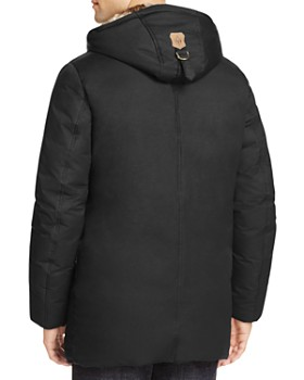 Mackage - Edward Fur Trim Hooded Down Jacket