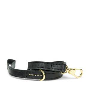 Max Bone Jewel Leather Leash