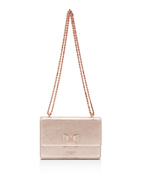 d7f66881f67394 Ted Baker - Drayaa Bow Detail Shoulder Bag ...