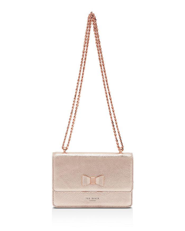 ce53a4be04bf6 Ted Baker - Drayaa Bow Detail Shoulder Bag