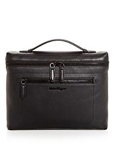 Salvatore Ferragamo - Firenze Slim Leather Briefcase