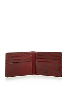 Shinola - Slim Leather Bi-Fold Wallet