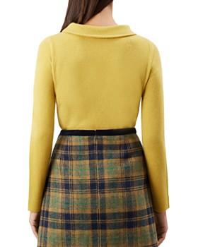 HOBBS LONDON - Audrey Funnel-Neck Sweater