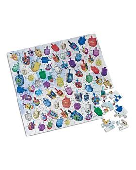Rite Lite - Chanukah 100 Piece Puzzle