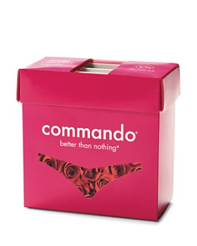 Commando - Classic Thongs, Set of 3