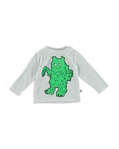 Stella McCartney - Boys' Slime Monster Long Sleeve Tee - Baby