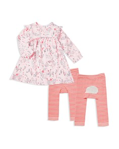Angel Dear Girls' Mixed Print Dress & Stripe Leggings Set - Baby - Bloomingdale's_0