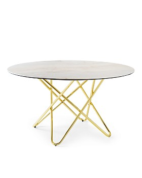 Modern Dining Tables Luxury Dining Tables Bloomingdales - Custom table pads 69 usd