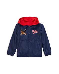 Ralph Lauren - Boys' Coaches Jacket - Little Kid