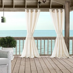 Elrene Home Fashions - Bali Sheer Indoor/Outdoor Collection
