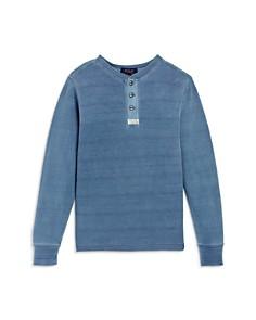 Ralph Lauren Boys' Piqué Henley Shirt - Big Kid - Bloomingdale's_0