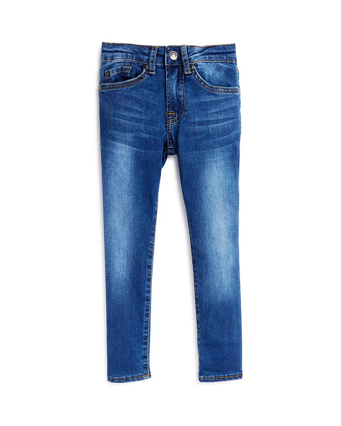 7 For All Mankind - Boys' Slimmy Skinny Fit Jeans - Little Kid