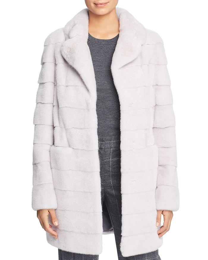 Maximilian Furs - x Julia & Stella Mink Fur Coat