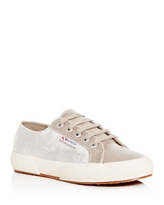 Superga - Women's Classic Lace-Up Sneakers