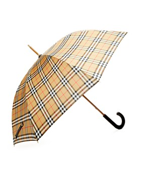 Burberry - Richmond Vintage Check Umbrella