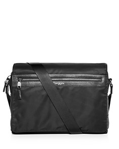 Michael Kors - Kent Nylon Messenger Bag