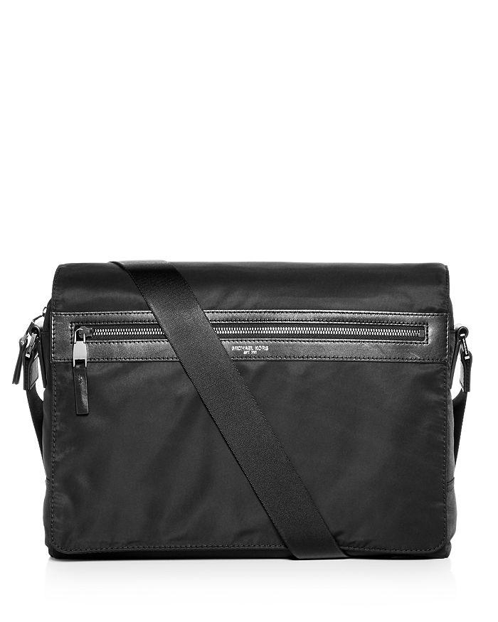 70c78e913569 Michael Kors - Kent Nylon Messenger Bag
