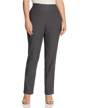 NIC and ZOE Plus - Wonderstretch Straight-Leg Pants