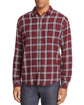 Rails - Lennox Plaid Long Sleeve Button-Down Shirt