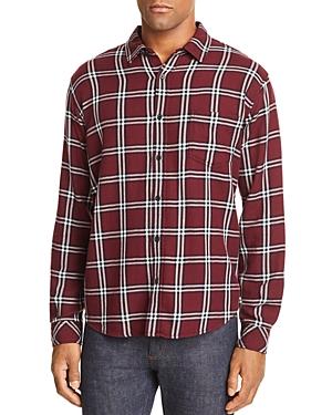Rails Lennox Plaid Long Sleeve Button-Down Shirt