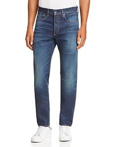 rag & bone - Fit 2 Slim Fit Jeans in Worn Ace