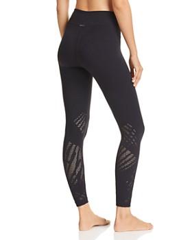KORAL - Drive High-Rise Textured Leggings