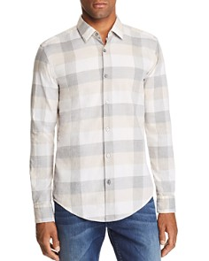 BOSS - Ronni Check Slim Fit Button-Down Shirt