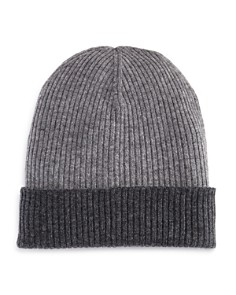 The Men's Store at Bloomingdale's - Reversible Knit Hat - 100% Exclusive